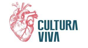 Logo Cultura Viva New economy for a new culture